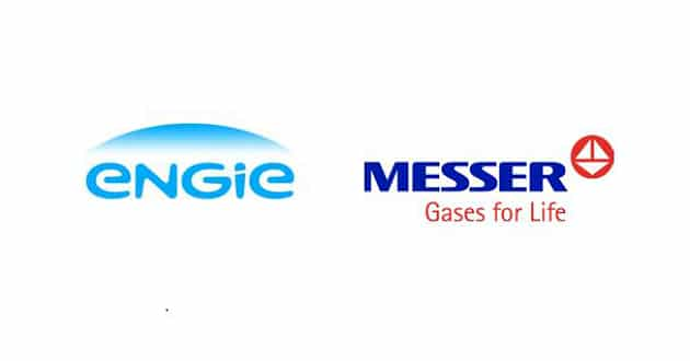 Engie et Messer s'associent dans le transport routier de marchandises