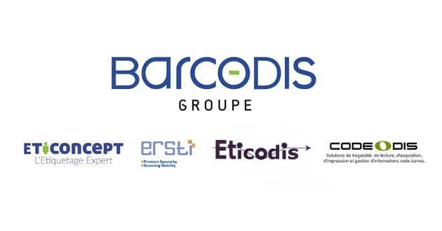 Le groupe Barcodis annonce l'acquisition de l'entreprise Ersti