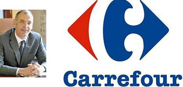 Nomination du secrétaire général du groupe Carrefour
