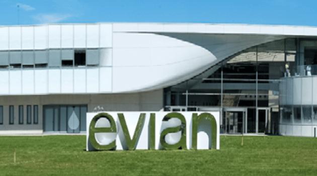 Evian dévoile le plus grand site de production agroalimentaire français neutre en carbone