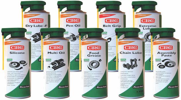 Mousse nettoyante écologique homologuée NSF A1 pour l'industrie alimentaire chez CRC Industries