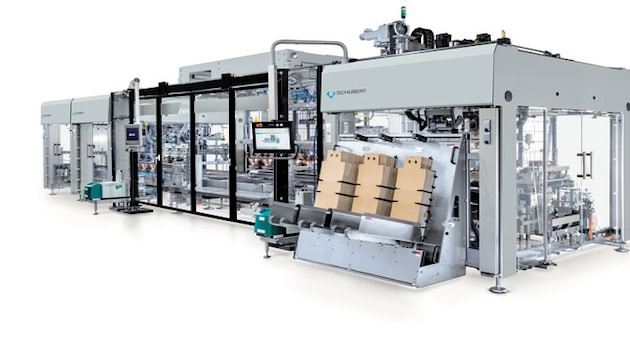 Process : Schubert et KHS présentent une solution intégrée pour les fabricants de boissons