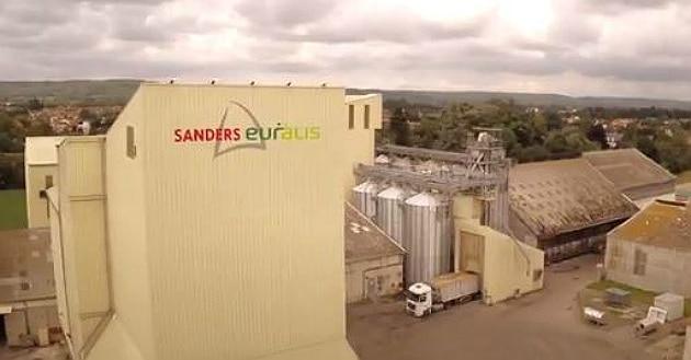 Avril et Euralis inaugurent Sojalim, une unité de trituration de graines de soja origine France