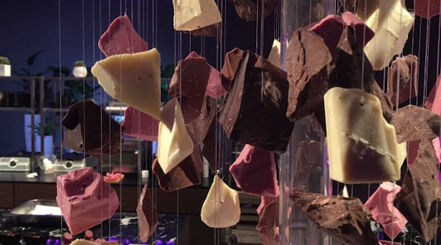 Barry Callebaut dévoile son chocolat rouge Rubis