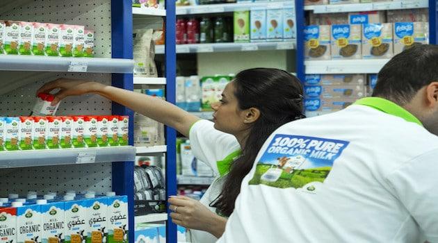 Arla Foods lance du lait bio de marque au Moyen-Orient