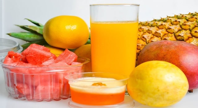 Le marché des jus de fruits fortement perturbé