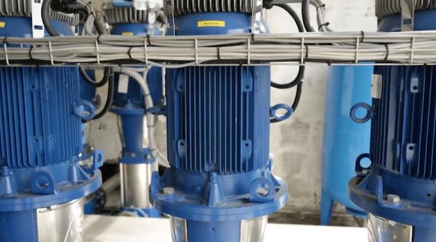 Xylem améliore le processus industriel d'une coopérative laitière