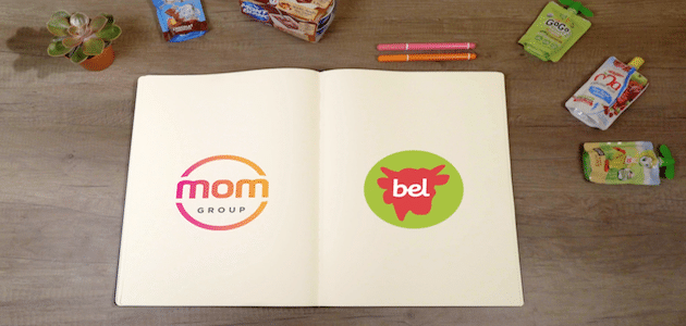 Bel réaffirme sa stratégie de développement de ses marques dans l'univers du snacking sain