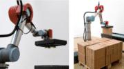 [2017]Europack Euromanut CFIA: Flexlink, la nouvelle cellule de palettisation avec robot collaboratif