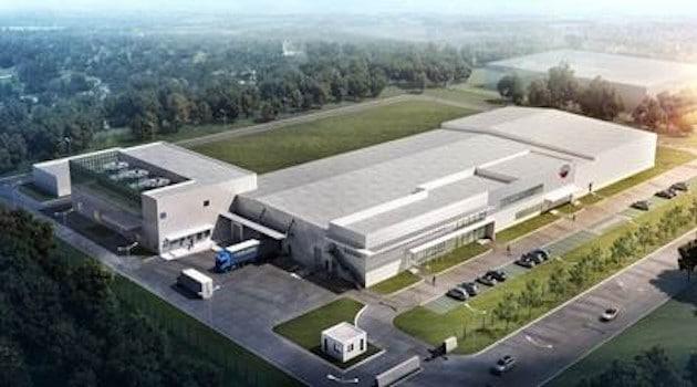 Une usine de préparation de fruits clé en main en Chine