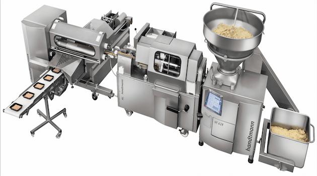 Handtmann lance un nouveau système de groupage pour saucisses fraîches