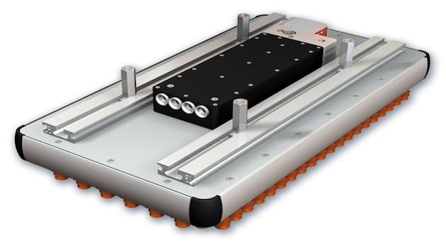 [2017] Europack Euromanut CFIA : Caisson à vide modulaire MVG : Une nouvelle gamme de sur-mesure en standard