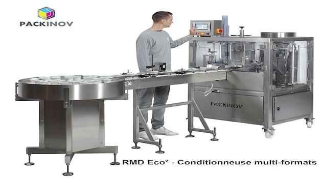 Découvrez la RMD Eco² de Packinov