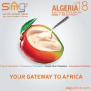 [2018] Siag : Le Salon de l'Industrie Agroalimentaire / Algérie
