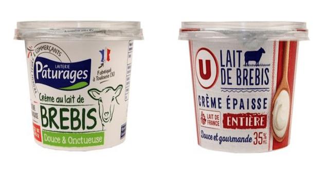 Produits laitiers : YéO Frais innove