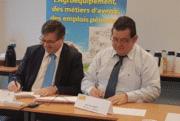 L'Aprodema et l'APECITA se mobilisent pour dynamiser l'emploi de l'agroéquipement