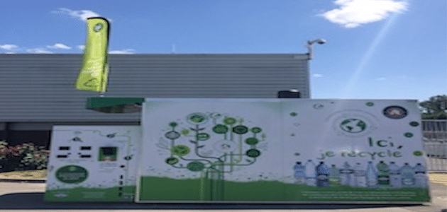 Auchan Retail France et Cristaline acteurs engagés pour le recyclage des bouteilles plastiques