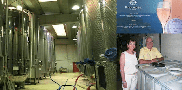 Mise en oeuvre du Greenway Neo pour la fermentation de vins effervescents