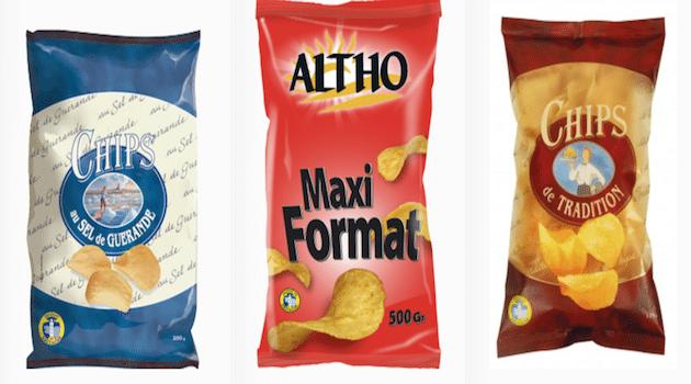 CHEP soutient la croissance du Breton Altho, 1er fabricant de chips en France