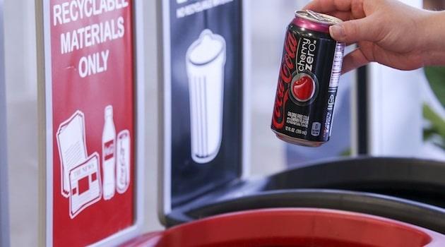 Packaging durable : De nouveaux engagements pour Coca-Cola