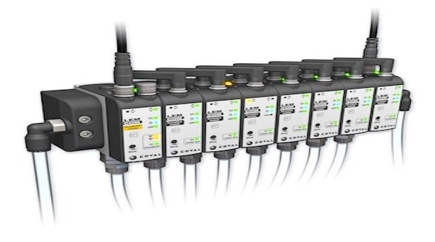 Coval commercialise Lemcom, la pompe à vide communicante sur bus de terrain