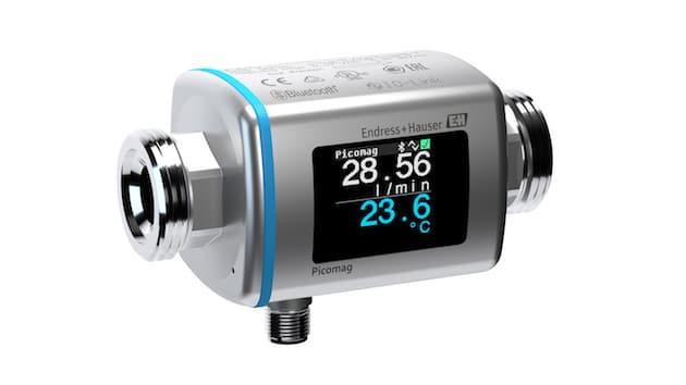 Picomag, la technologie compacte de mesure du débit