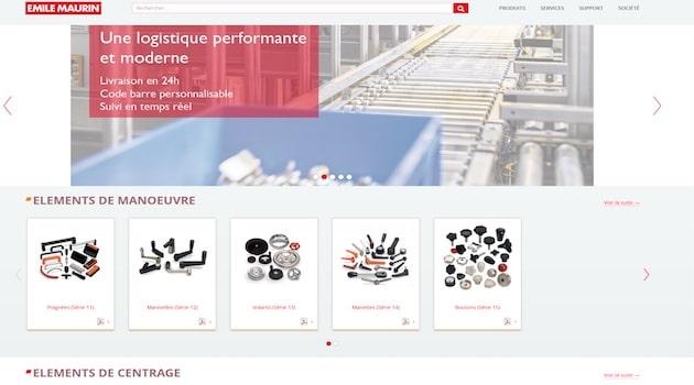 Emile Maurin ESM lance son nouveau site internet