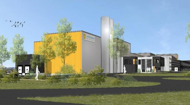 GSE construit la nouvelle usine de production de petits pains pour East Balt/Bimbo