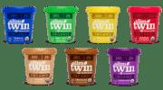 Three Twins lance la Slim Twin, une crème glacée hypocalorique