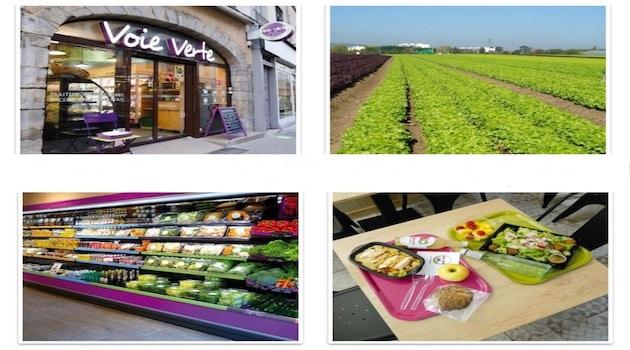 Voie Verte inaugure sa nouvelle usine agro-alimentaire dédiée à la fraîche découpe