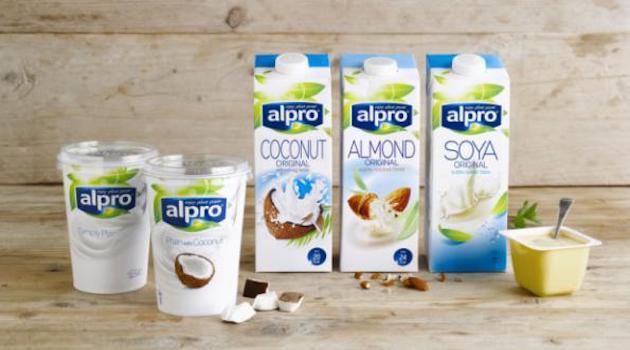 Alpro investit 40 millions d'euros pour les futurs besoins des consommateurs