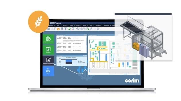 Solutions logicielles : Pour sa certification IFS, William Saurin a choisi Corim Progress