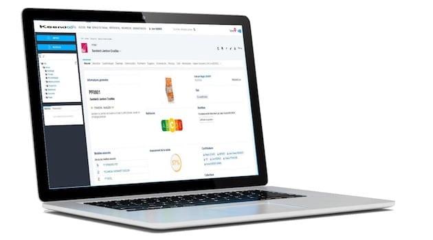 Keendoo, l'application qui va vous aider à gérer vos données produits
