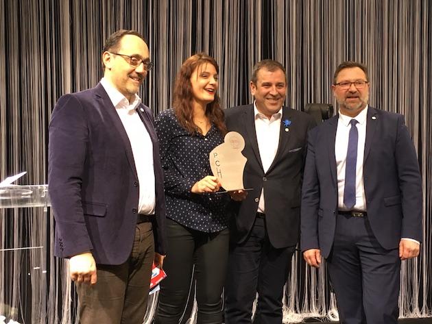 [2018] CFIA / L'E-Streaming remporte le Prix de la Conception Hygiénique