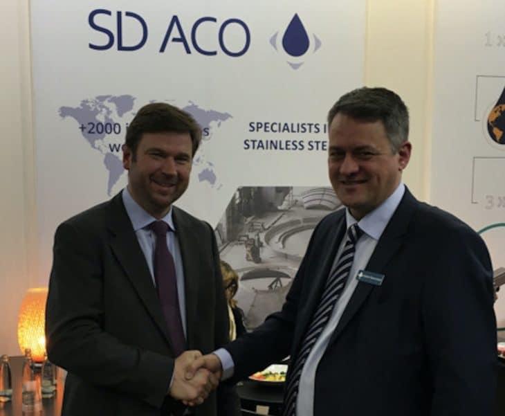 SiccaDania acquiert ACO et Daniatech