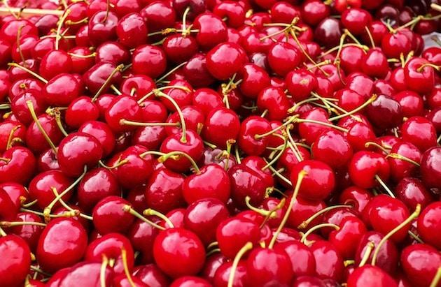Supension d'importation des cerises fraîches traitées au diméthoate