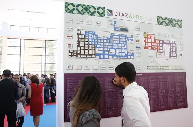 Djazagro [2018] L'Algérie souhaite créer des partenariats avec les entreprises françaises