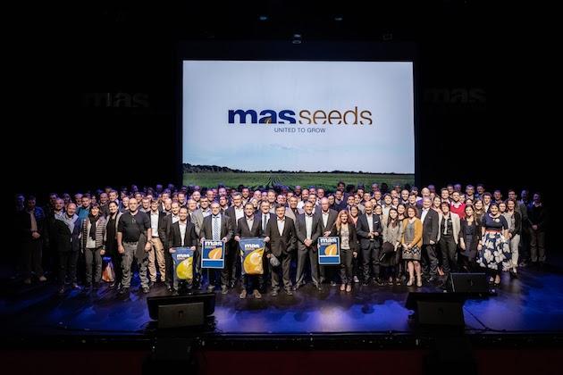 Maïsadour Semences devient Mas Seeds et ambitionne de tripler son chiffre d'affaires