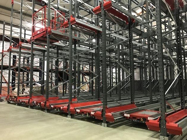 Avec Storax, faites de la place pour vos stockages haute densité!