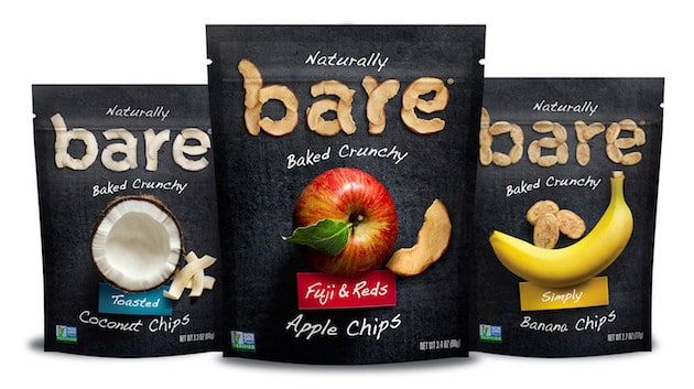 PepsiCo acquiert Bare Snacks