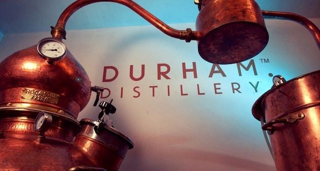 La distillerie Durham double son espace de production