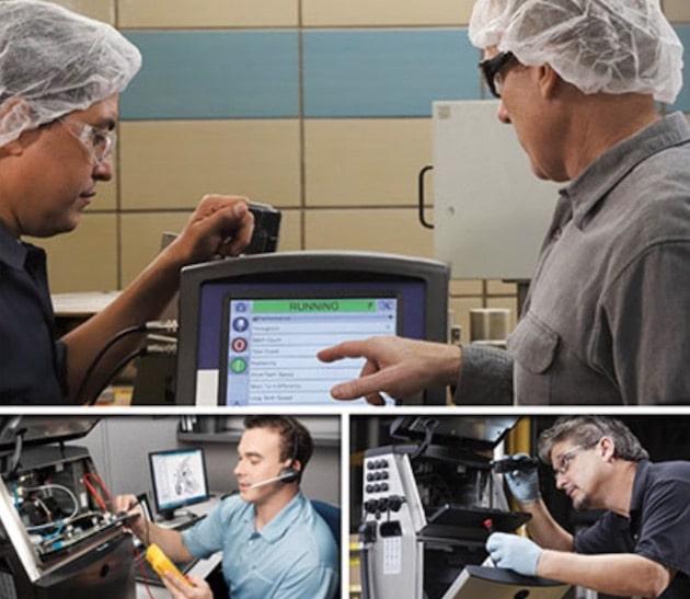 Codage et marquage : Une solution flexible et pratique pour le contrôle à distance des lasers