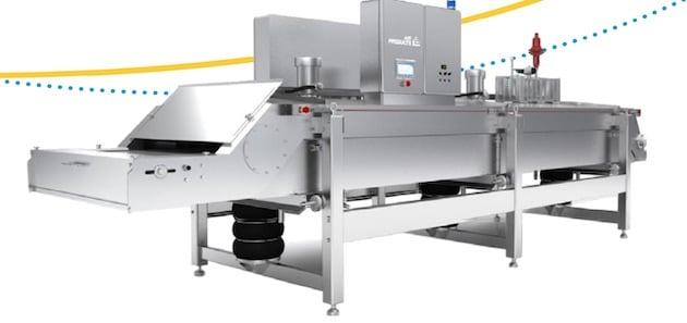 Surgélation par cryogénie : Rapide et compact, le nouveau tunnel Freshline® EF d'Air Products devrait séduire les transformateurs alimentaires