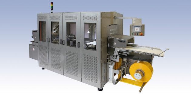 Conditionnement : L'embossoir Cryovac BL77T entend améliorer l'efficacité opérationnelle des  industriels de la filière fromage