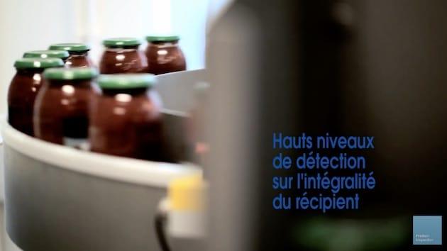 Comment détecter la contamination verre grâce à un générateur à Rayon X