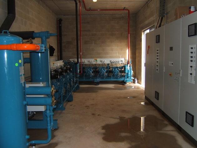 Quels fluides techniques choisir pour les installations de surgélation ?