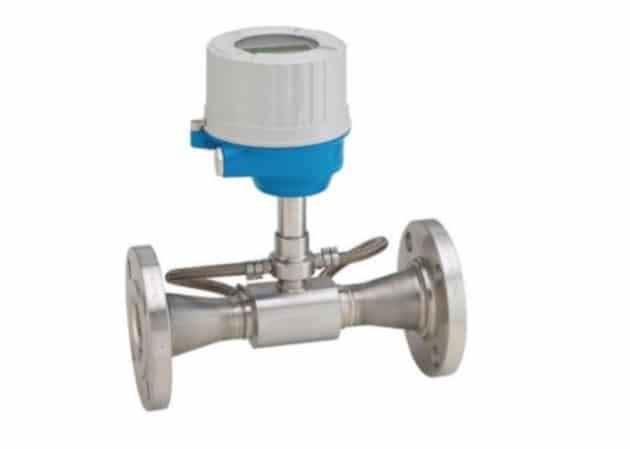 Process : Le Prosonic Flow E 100 mesure le débit d'eau dans les circuits vapeur