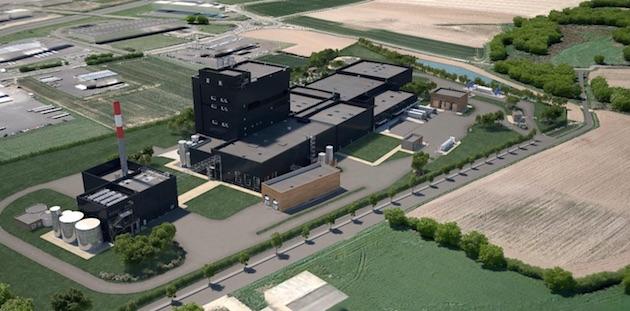 Une nouvelle usine de transformation de poudre de lait infantile à Landivisiau
