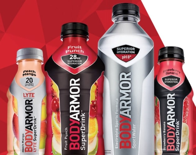 Boissons : Bodyarmor, Lorina et Sodastream visent l'expansion et l'innovation