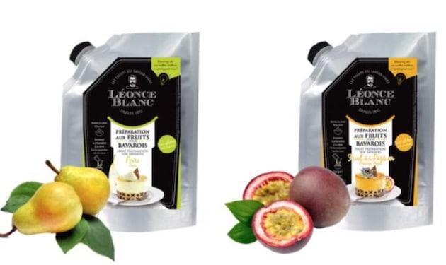 Innovation : De nouvelles préparations pour mousses et bavarois aux fruits